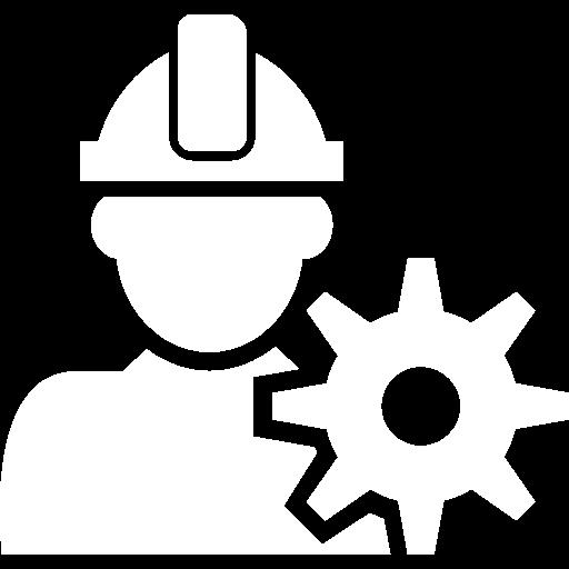 عامل بناء مناولة مواد